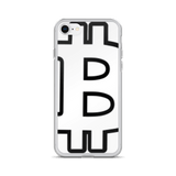 Bitcoin / BTC OBW iPhone Case Phone cases  - Crypto & Proud