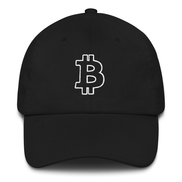 Bitcoin / BTC OW Classic Hat Hats  - Crypto & Proud