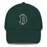 Bitcoin / BTC OW Classic Hat-Spruce- Crypto & Proud