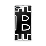 Bitcoin / BTC OWB iPhone Case Phone cases  - Crypto & Proud