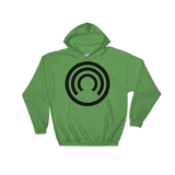 CLOAK B BL Hoodie-Irish Green- Crypto & Proud