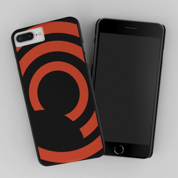 CLOAK BC iPhone Case Phone cases  - Crypto & Proud