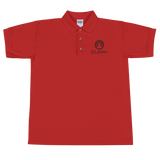 CLOAK BL Polo-Red- Crypto & Proud