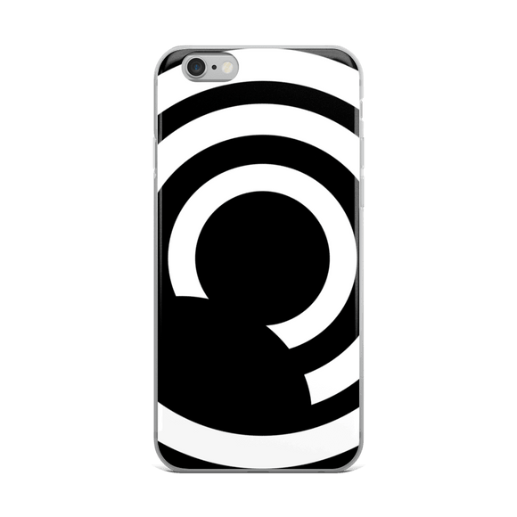 CLOAK BW iPhone Case Phone cases  - Crypto & Proud