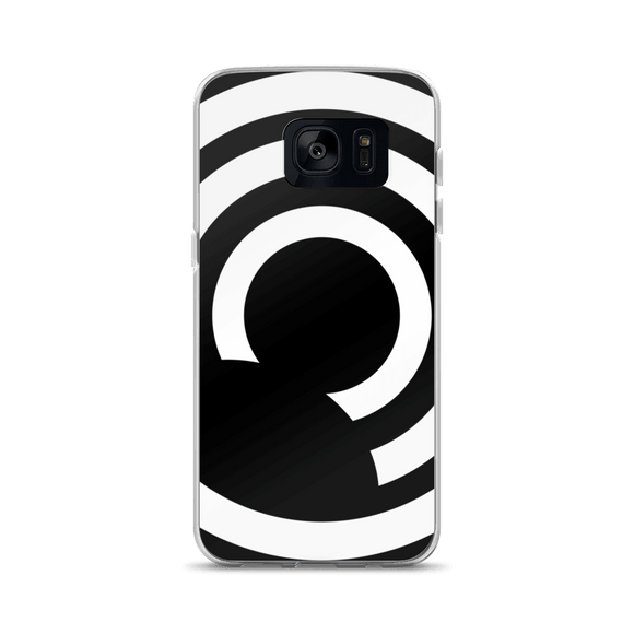 CLOAK BW Samsung Case Phone cases  - Crypto & Proud