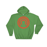 CLOAK C BL Hoodie-Irish Green- Crypto & Proud