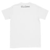 CLOAK C BL Softstyle T-Shirt- Crypto & Proud