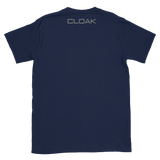 CLOAK C BL Softstyle T-Shirt T-Shirts  - Crypto & Proud