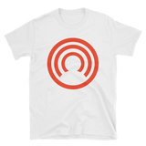 CLOAK C BL Softstyle T-Shirt-White- Crypto & Proud