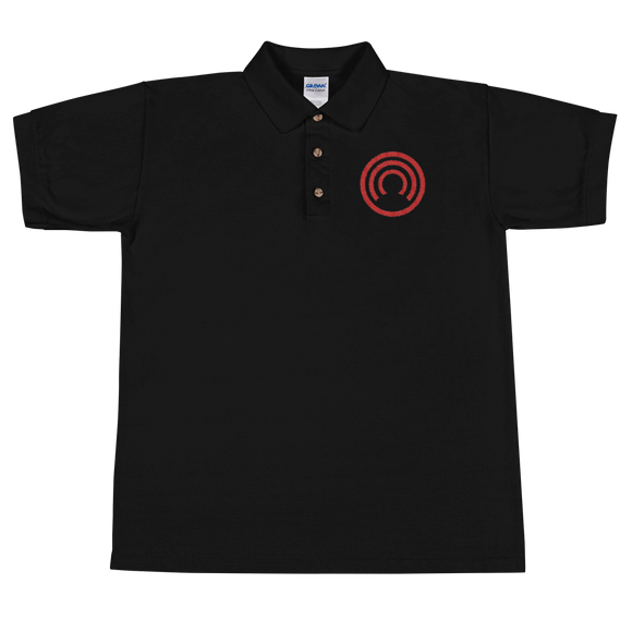 CLOAK C Polo T-Shirts  - Crypto & Proud