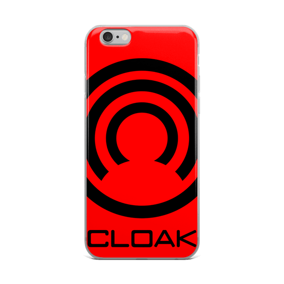 CLOAK CBL iPhone Case Phone cases  - Crypto & Proud