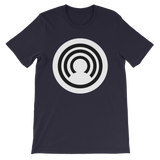CLOAK RB BL T-Shirt Premium-Navy- Crypto & Proud