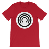 CLOAK RB BL T-Shirt Premium-Red- Crypto & Proud