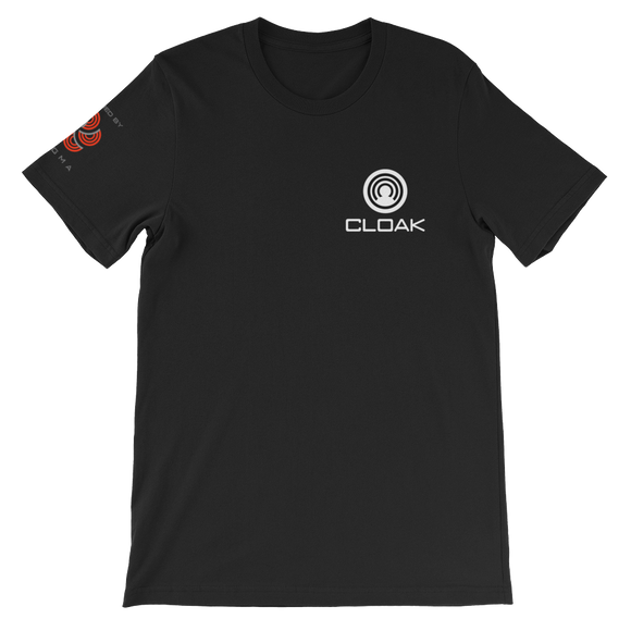 CLOAK SRBLE T-Shirt Premium T-Shirts  - Crypto & Proud