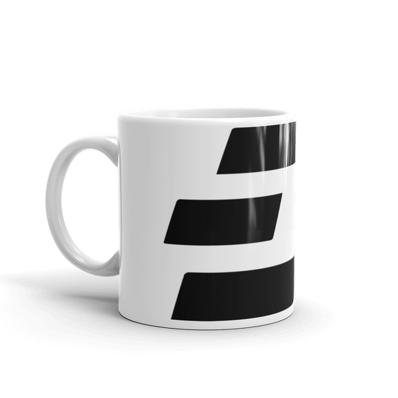 Dash / DASH B Mug Mugs  - Crypto & Proud