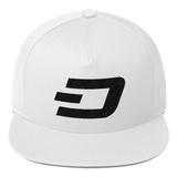 Dash / DASH B Snapback Hat Hats  - Crypto & Proud
