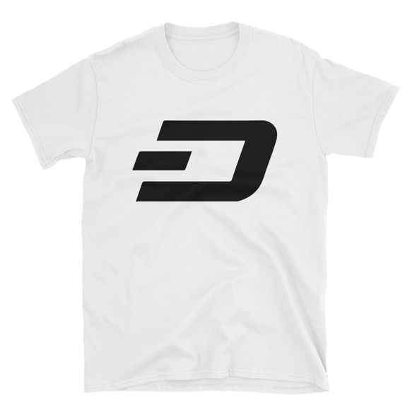 Dash / DASH B Softstyle T-Shirt T-Shirts  - Crypto & Proud
