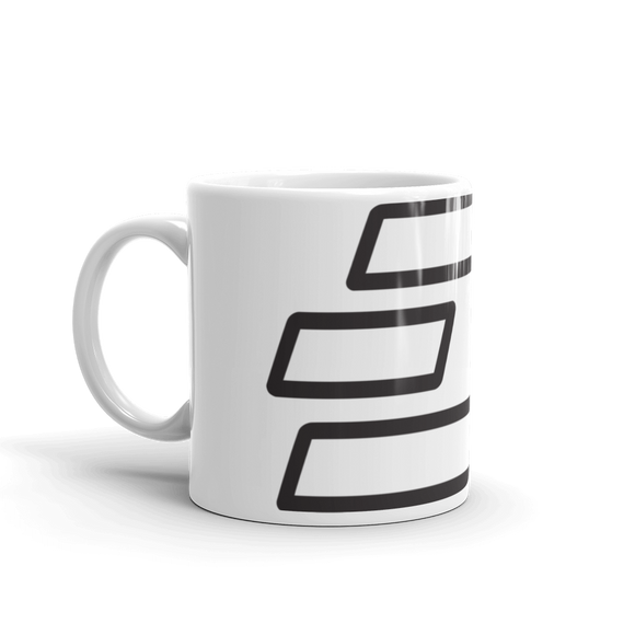 Dash / DASH OB Mug Mugs  - Crypto & Proud