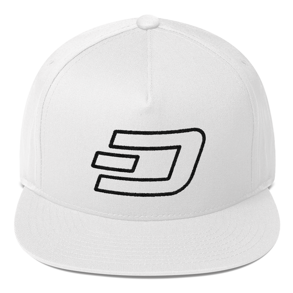 Dash / DASH OB Snapback Hat Hats  - Crypto & Proud