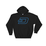 Dash / DASH OC Heavy Blend Hoodie-Black- Crypto & Proud