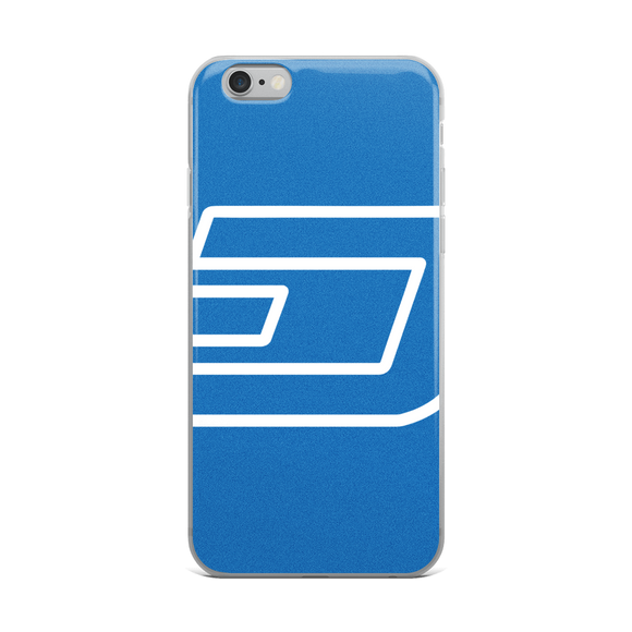 Dash / DASH OCW iPhone Case Phone cases  - Crypto & Proud