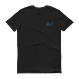 Dash / DASH OSC T-Shirt Premium-Black- Crypto & Proud