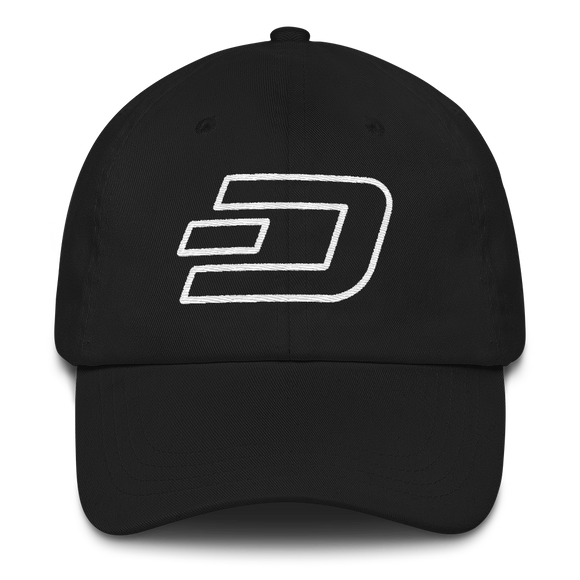 Dash / DASH OW Classic Hat Hats  - Crypto & Proud