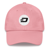 Dash / DASH RBW Classic Hat Hats  - Crypto & Proud