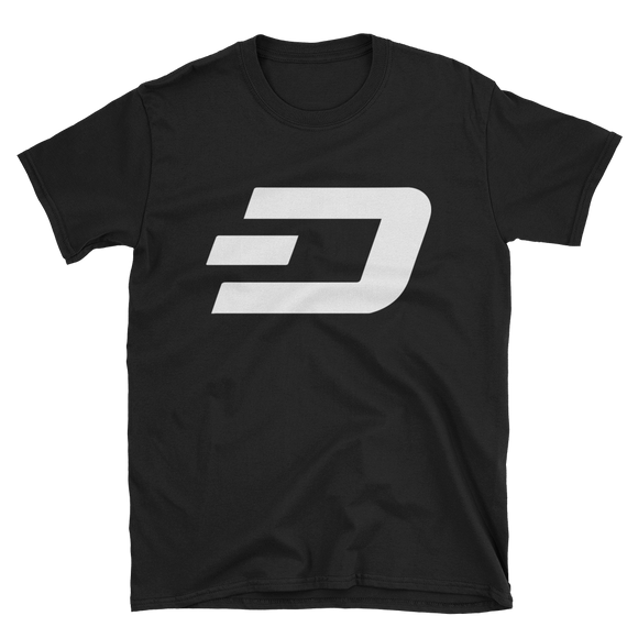 Dash / DASH W Softstyle T-Shirt T-Shirts  - Crypto & Proud