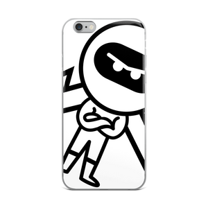Deviant Coin / DEV BW iPhone Case-iPhone 6 Plus/6s Plus- Crypto & Proud