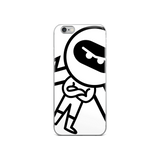 Deviant Coin / DEV BW iPhone Case-iPhone 6/6s- Crypto & Proud