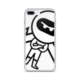 Deviant Coin / DEV BW iPhone Case-iPhone 7 Plus/8 Plus- Crypto & Proud