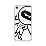 Deviant Coin / DEV BW iPhone Case-iPhone 7/8- Crypto & Proud