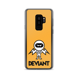 Deviant Coin / DEV BWLO Samsung Case Phone cases  - Crypto & Proud