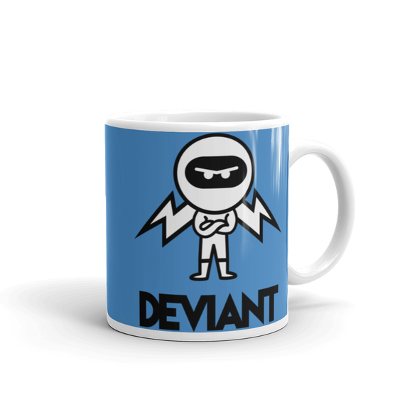 Deviant Coin / DEV BWLT Mug   - Crypto & Proud