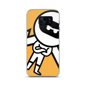 Deviant Coin / DEV BWO Samsung Case Phone cases  - Crypto & Proud