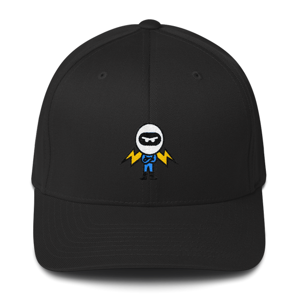 Deviant Coin / DEV C LW Fit Cap   - Crypto & Proud