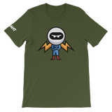 Deviant Coin / DEV C LW T-Shirt Premium-Olive- Crypto & Proud