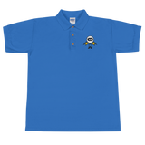 Deviant Coin / DEV C Polo T-Shirts  - Crypto & Proud
