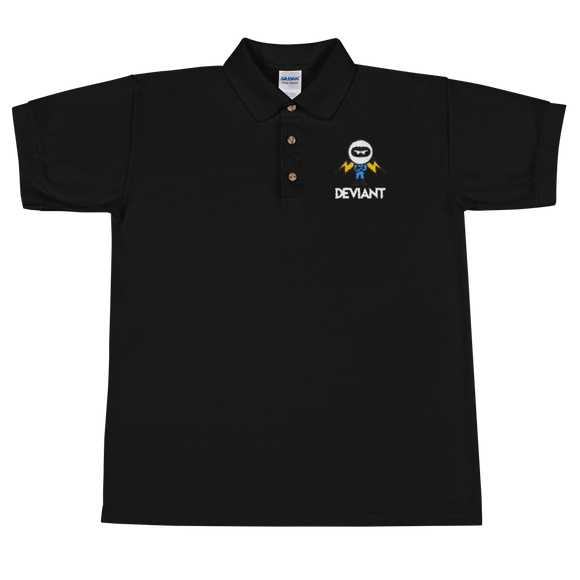 Deviant Coin / DEV CWL Polo T-Shirts  - Crypto & Proud