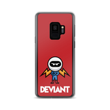 Deviant Coin / DEV CWLR Samsung Case Phone cases  - Crypto & Proud