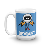 Deviant Coin / DEV CWLT Mug- Crypto & Proud