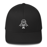 Deviant Coin / DEV OW LW Fit Cap-Black- Crypto & Proud