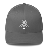 Deviant Coin / DEV OW LW Fit Cap-Grey- Crypto & Proud