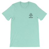 Deviant Coin / DEV SOBL T-Shirt Premium-Heather Mint- Crypto & Proud