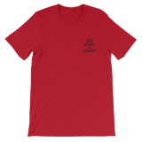 Deviant Coin / DEV SOBL T-Shirt Premium-Red- Crypto & Proud