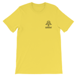 Deviant Coin / DEV SOBL T-Shirt Premium-Yellow- Crypto & Proud