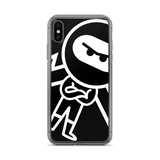 Deviant Coin / DEV WB iPhone Case-iPhone X/XS- Crypto & Proud