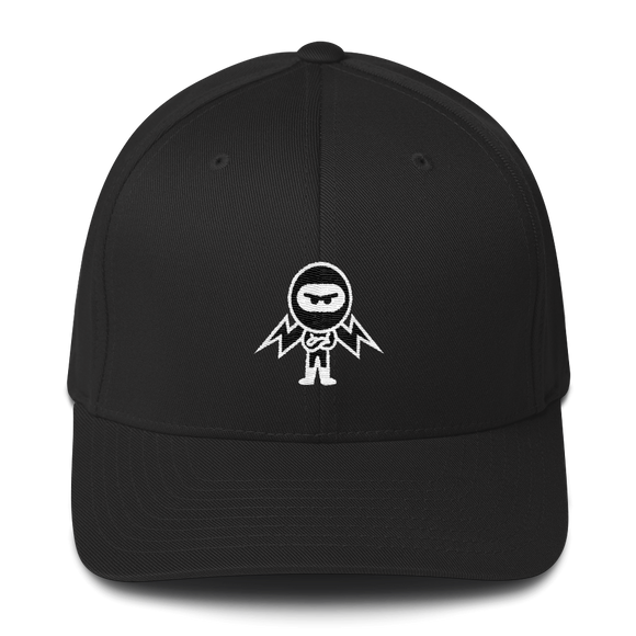 Deviant Coin / DEV WB LW Fit Cap   - Crypto & Proud