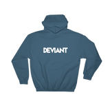 Deviant Coin / DEV WB LW Hoodie   - Crypto & Proud